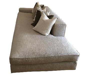 Article Modern Single Arm Sofa