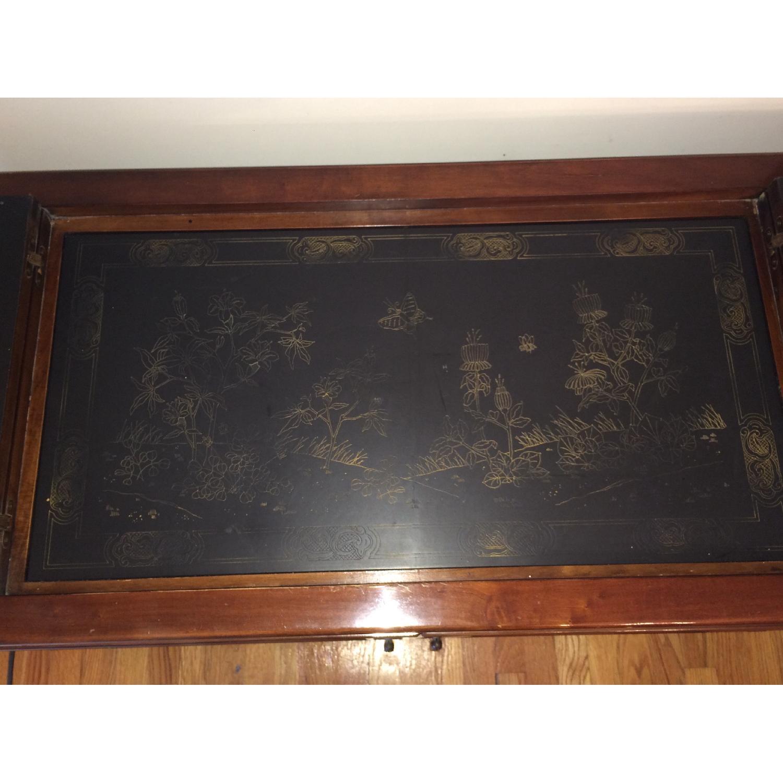 9 Piece Bernhardt Asian Dining Room Set