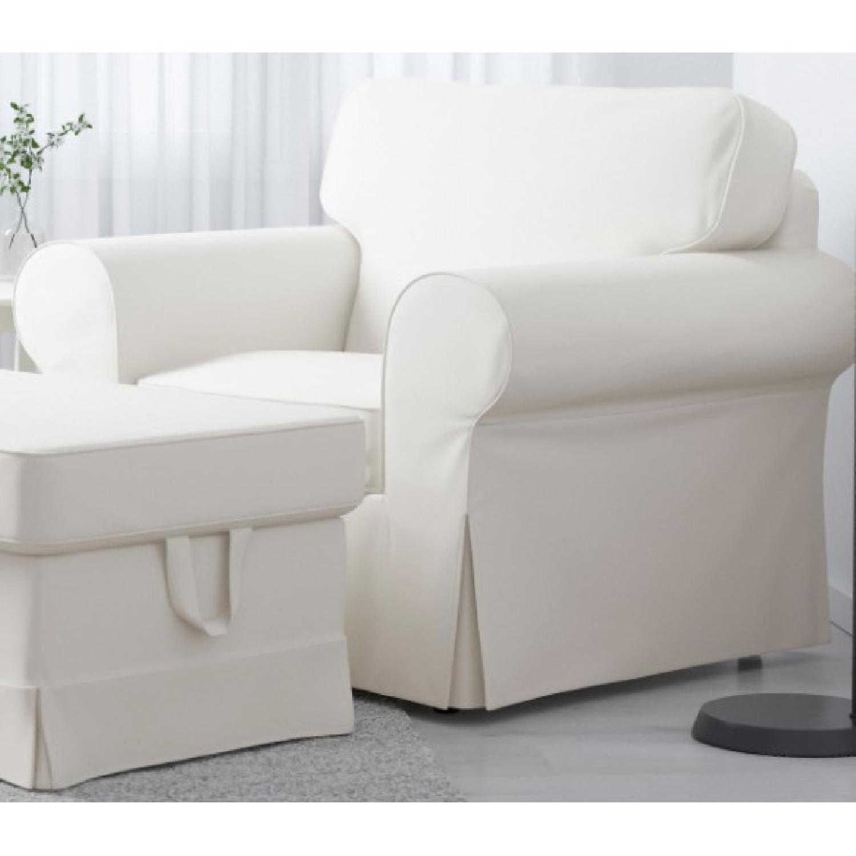 ... Ikea Ektorp Armchair 1