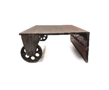 DesigneGallerie Aloin Console Table