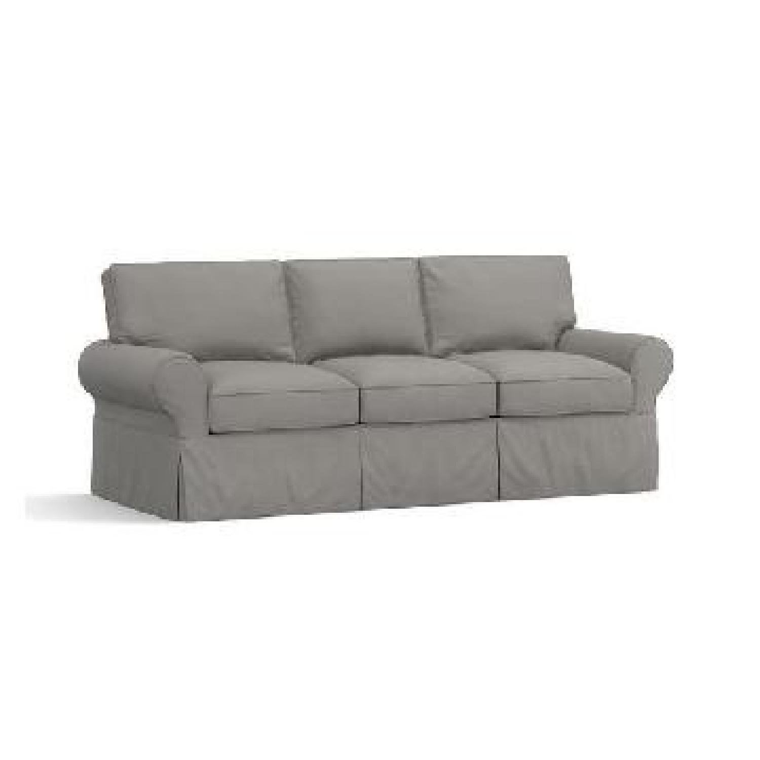 Pottery Barn PB Basic Sofa ...