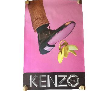 Kenzo Fall Collection 2013 Marketing Posters
