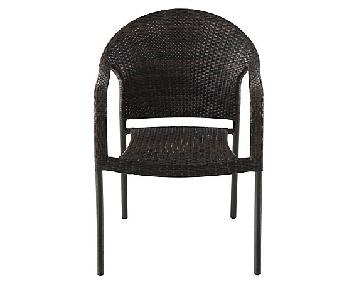 Bed Bath & Beyond Barrington Stacking Wicker Chairs