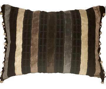 Designers Guild Velvet Throw Pillow