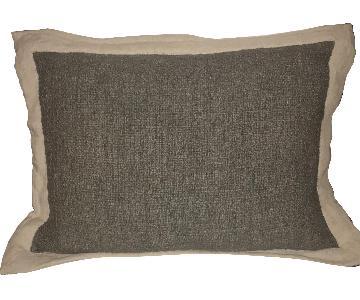 Avasa Boudoir Linen Pillow