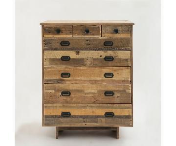 West Elm Emmerson Reclaimed Wood 8 Drawer Dresser
