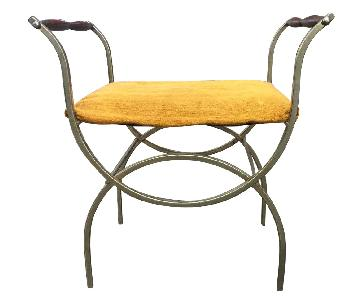 Vintage Mid Century Brench