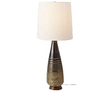 West Elm Mid-Century Taper Table Lamp