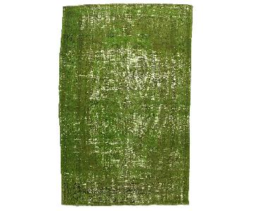 Anthropologie Overdyed Ryegrass Rug