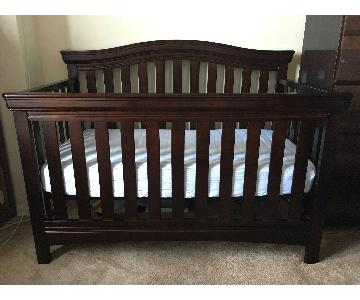 Babies R Us 4-in-1 Delta Convertible Crib