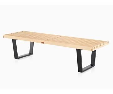 Herman Miller Nelson Platform Bench