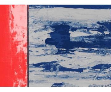 Giant Art Contemporary Abstract Giclee Canvas Print