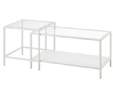 Ikea Glass Coffee Table