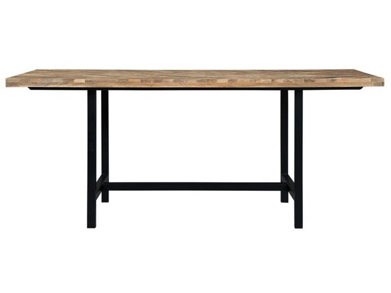 Coaster Natural Wood Dining Table