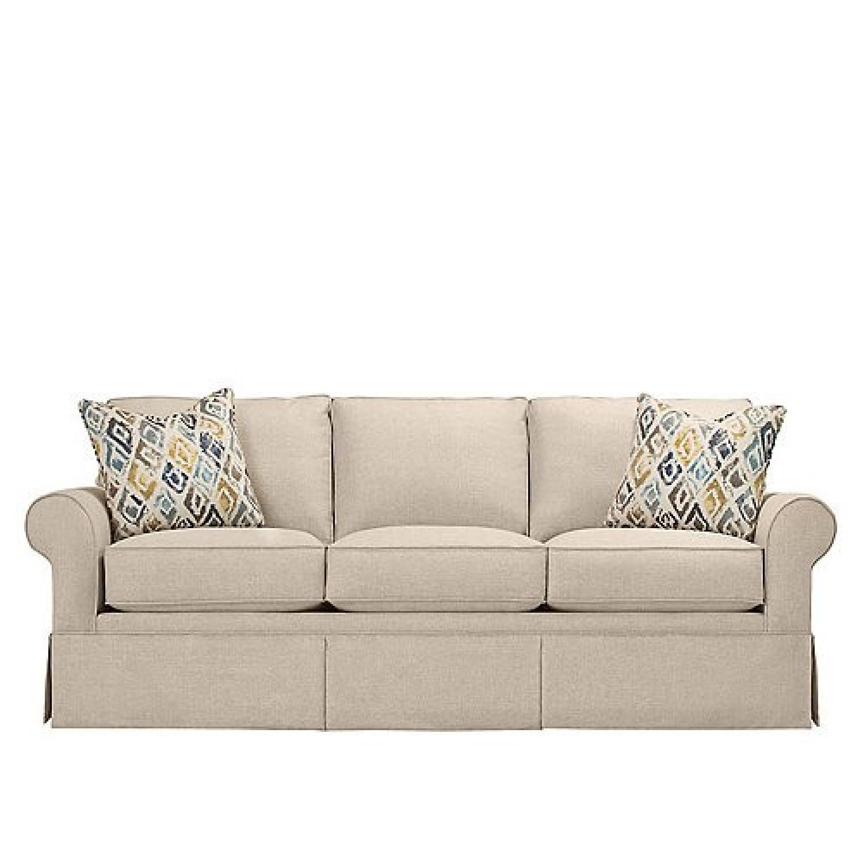 Raymour & Flanigan Lundie Queen Plus Sleeper Sofa