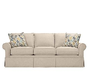 Raymour & Flanigan Lundie Queen Plus Sleeper Sofa