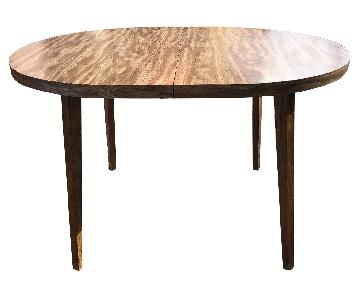 Mid Century 1950s Extendable Dining Table