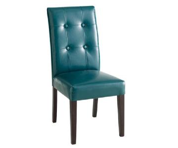 Pier 1 Mason Collection Teal Dining Chairs ...