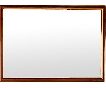 Vintage 1970s Mirror