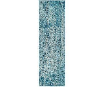 Safavieh Evoke Vintage Oriental Blue & Ivory Runner