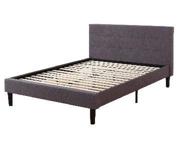 Madison Home Upholstered Full Bed