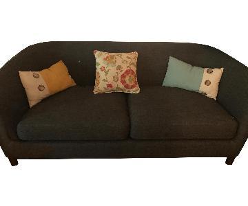 Crate & Barrel Apartment Sofa