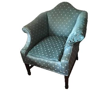 English Style Library Armchair