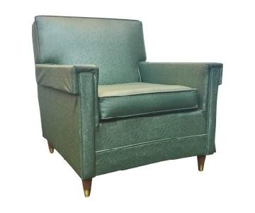 Castro Convertibles Mid Century Club Chair
