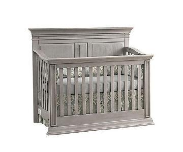 Baby Cache Vienna Ash Gray Crib