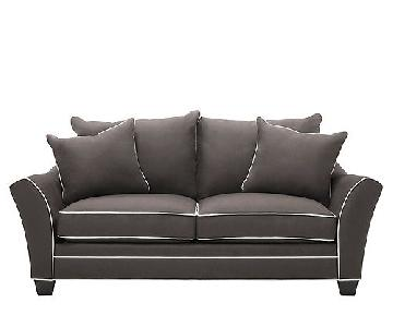 Raymour U0026 Flanigan Briarwood Apartment Sofa ...