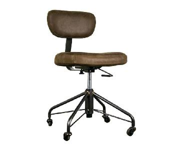 District Eight Leather Desk Chair