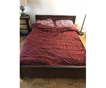 Canyon Furniture Company Low Full Size Bed Frame