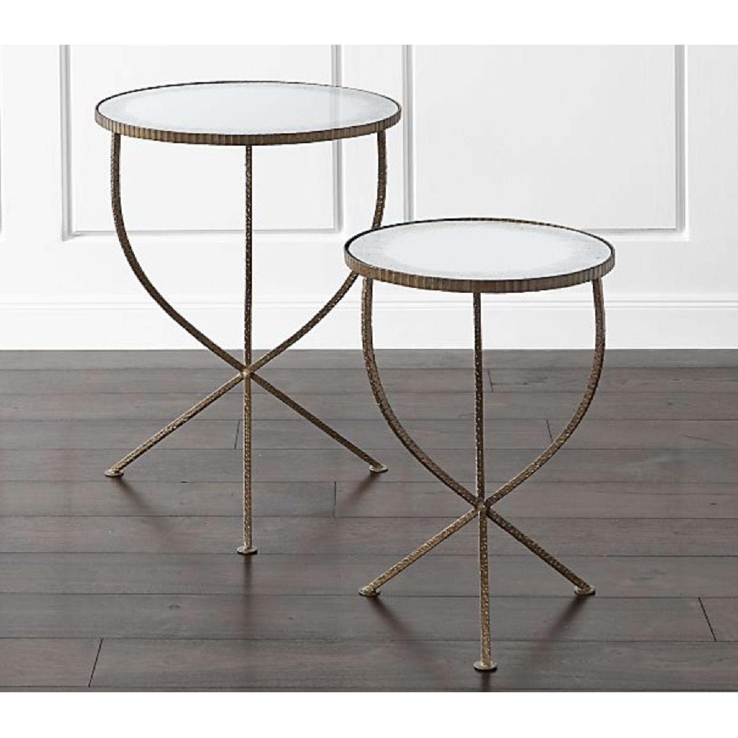 ... Crate U0026 Barrel Jules Nesting Tables 0 ...