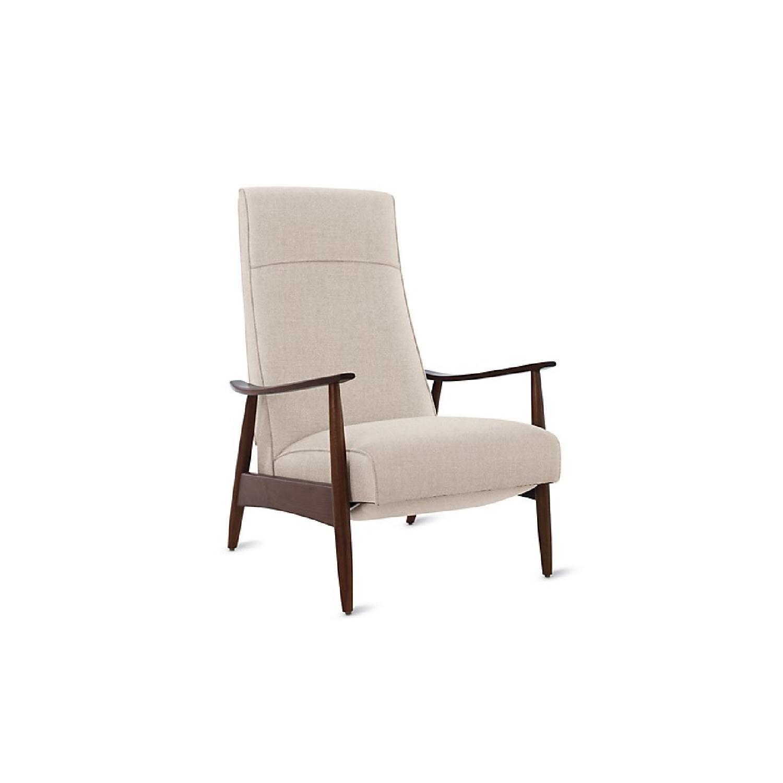 Milo Baughman Recliner Chair ...