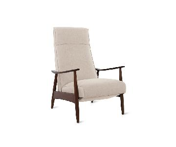Milo Baughman Recliner Chair