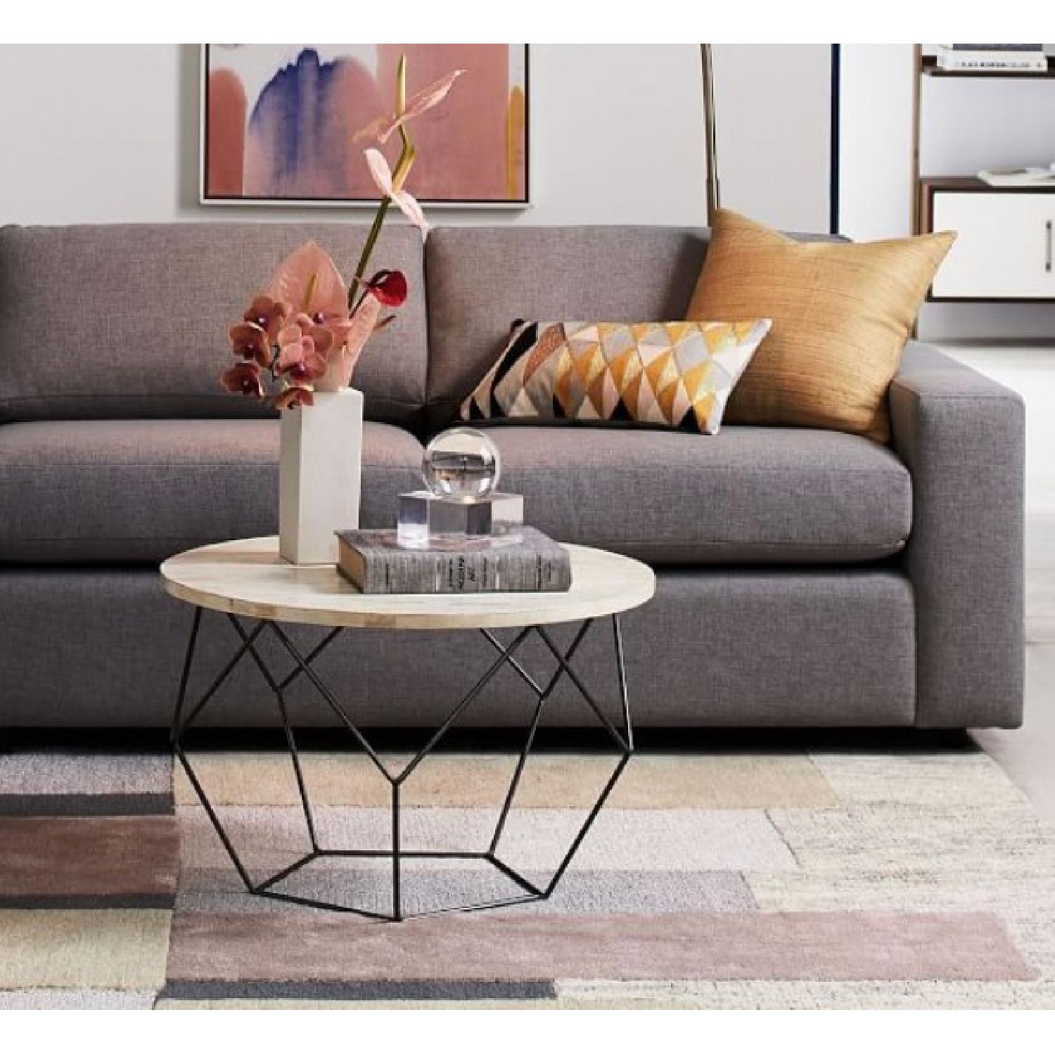 ... West Elm Origami Coffee Table 1 ...