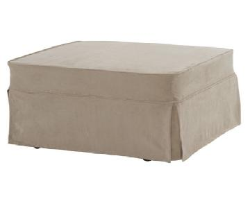 Castro Convertibles Twin Size Sleeper Ottoman