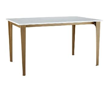 CB2 Paradigm Dining Table