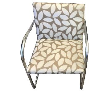 Knoll Mies Van Der Rohe Tubular Brno Chair