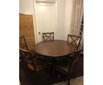 Ethan Allen 6-Piece Dining Set