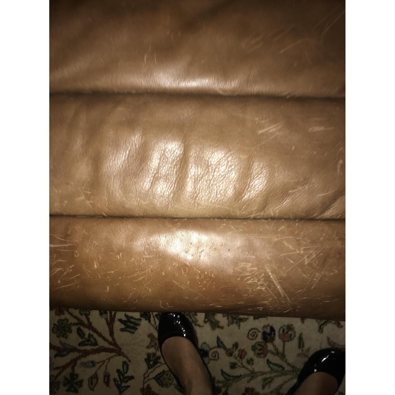 Restoration Hardware Chelsea Leather Sofa-1