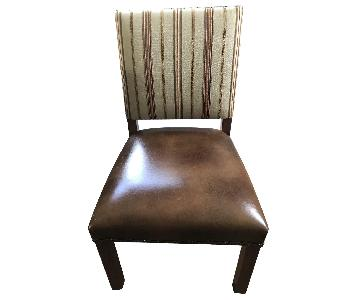 Ethan Allen Loden Dining Chairs