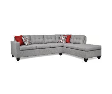Red Barrel Studio Mackay 2-Piece Sectional Sofa