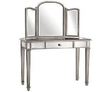 Pier 1 Hayworth Vanity w/ Mirror
