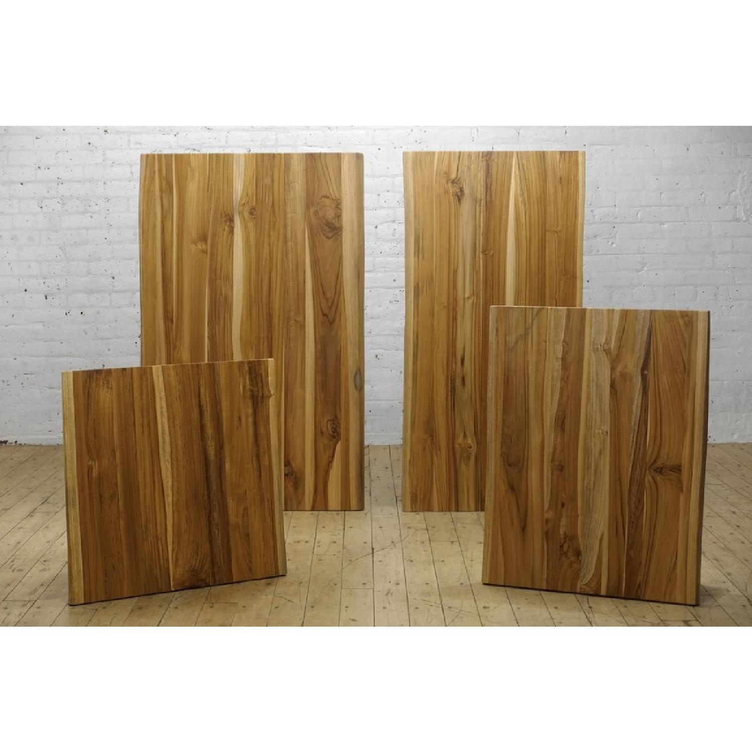 ... From The Source Kali Teak Table Top 0 ...