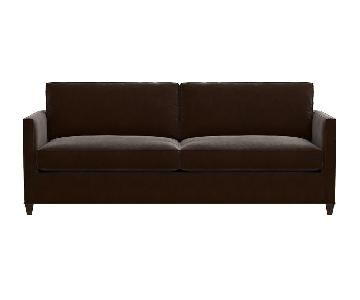 Crate & Barrel Dryden Sofa