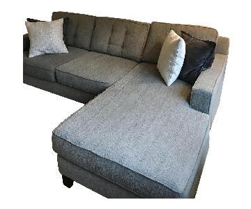 Jonathan Louis 2-Piece Sectional Sofa