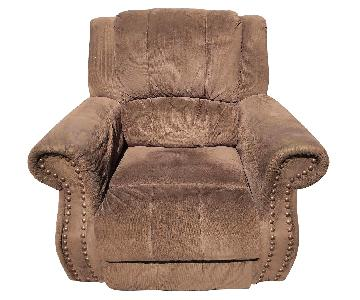 Brown Recliner Chair