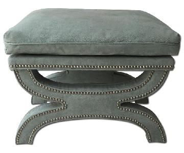 Mitchell Gold + Bob Williams Glam Ottoman