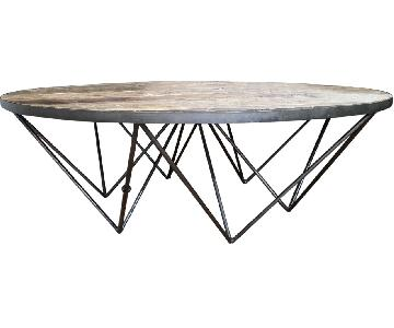 Restoration Hardware TriBeCa Coffee Table